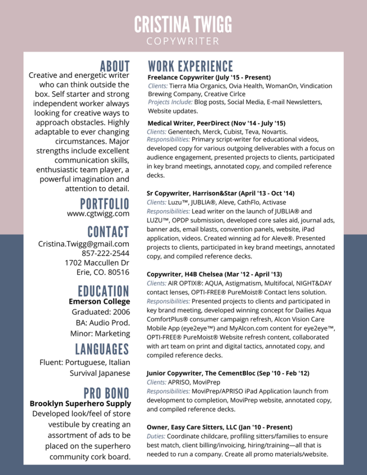 highly adaptable resume example resume and