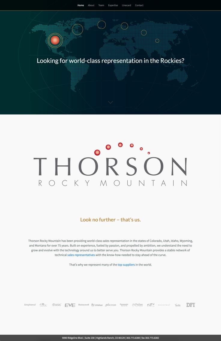 ThorsonWebhome